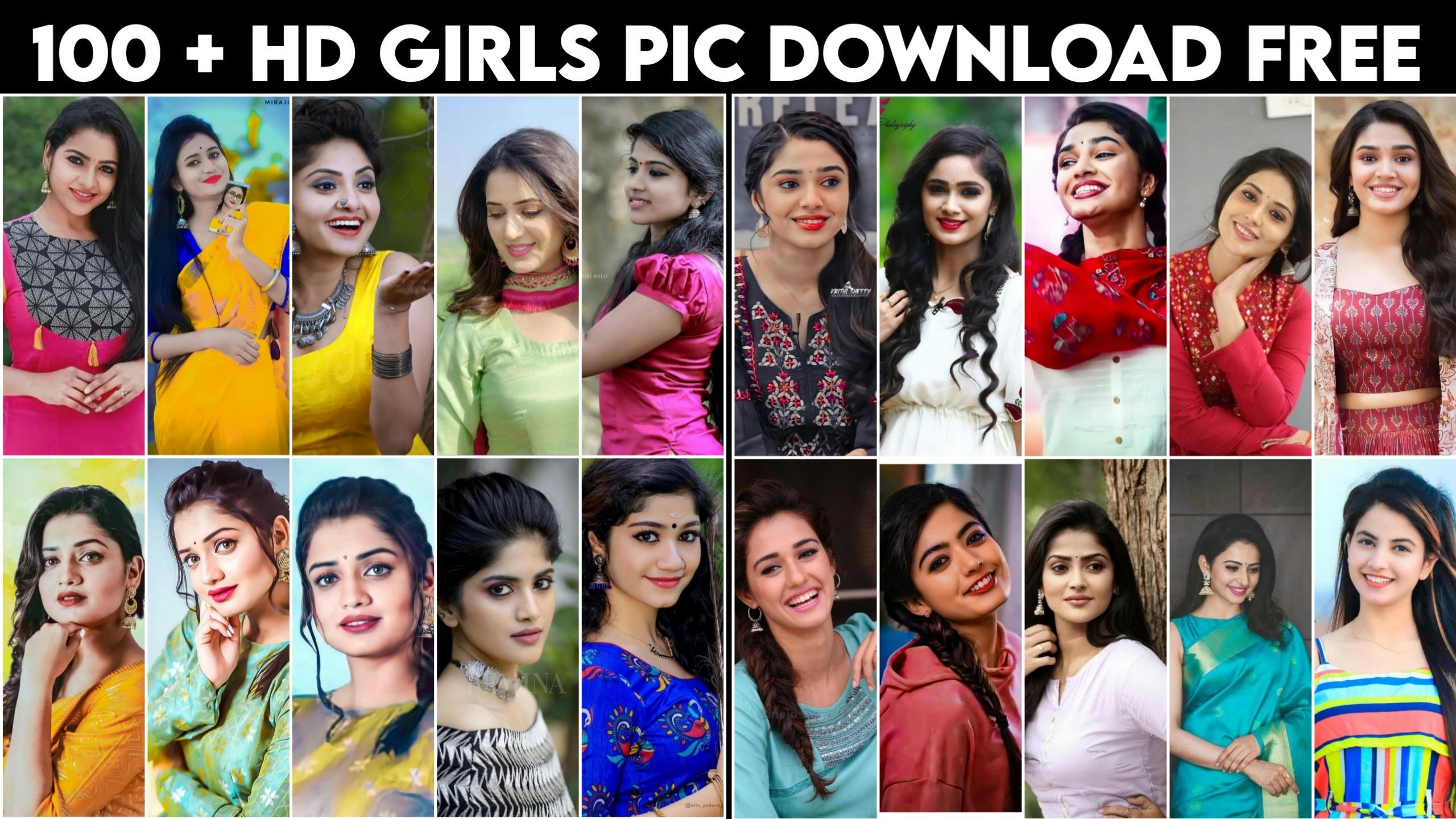 100 HD Girls Pic Use Avee Player And Kinemaster Editing By DjDevrajKasya