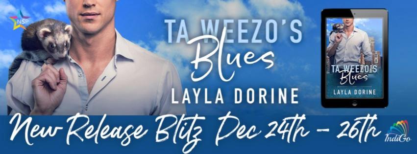 Layla Dorine - Ta Weezo's Blues RB Banner