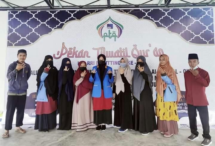 Mahasiswa Pegiat UKM Tilawah IAIN Batusangkar Borong Prestasi di Ajang PTQ RRI Bukittinggi