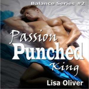 Lisa Oliver - Passion Punched King Square