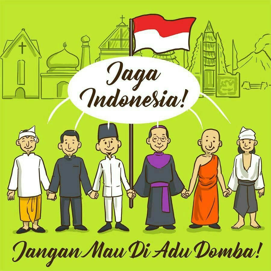 Mari Jaga Indonesia
