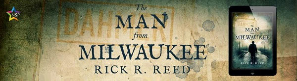 Rick R. Reed - The Man From Milwaukee NineStar Banner