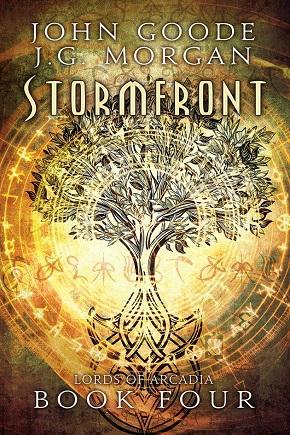 John Goode & J.G. Morgan - Stormfront Cover