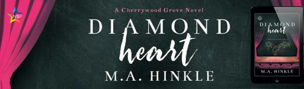 M.A. Hinkle - Diamond Heart NineStar Banner
