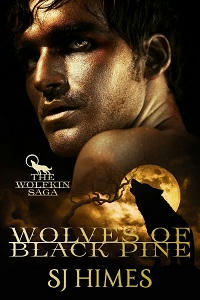 S.J. Himes - Wolves of Black Pines Cover s
