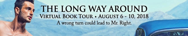 Quinn Anderson - The Long Way Around TourBanner