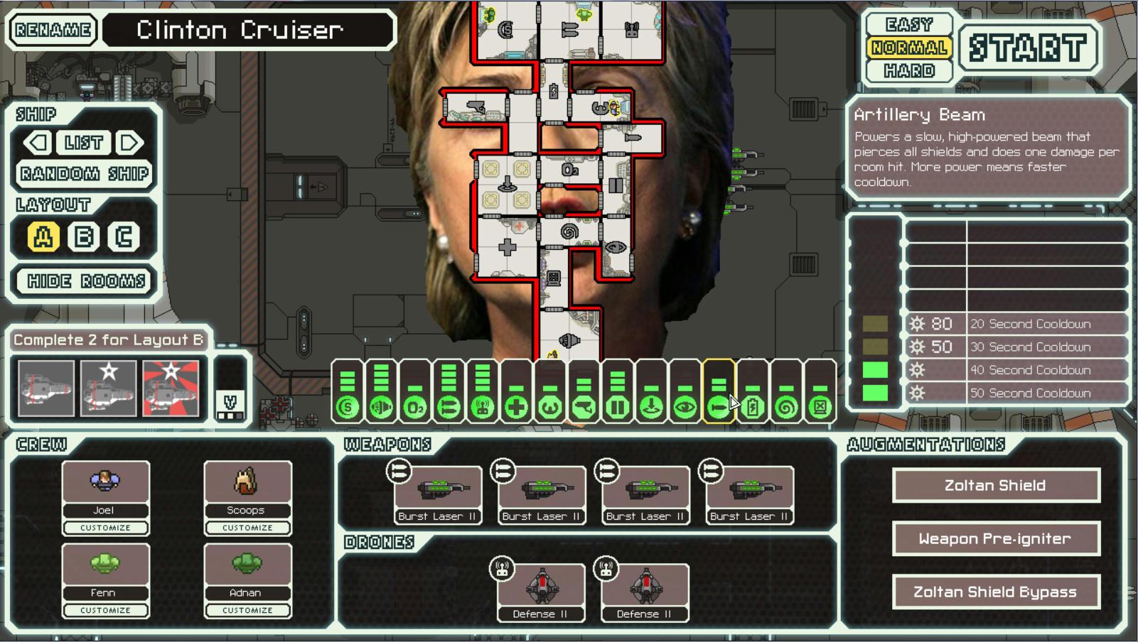 SHIP] Clinton Cruiser - Subset Games Forum