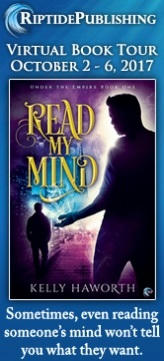 Kelly Haworth - Read My Mind TourBadge