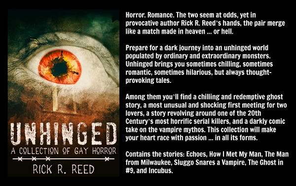 Rick R. Reed - Unhinged B Banner