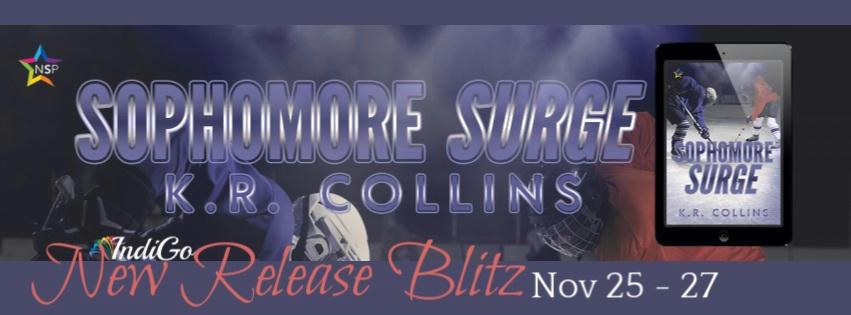K.R. Collins - Sophomore Surge RB Banner