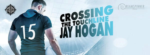 Jay Hogan - Crossing The Touchline Banner