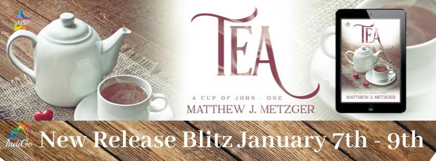 Matthew J. Metzger - Tea RB Banner