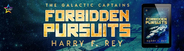 Harry F. Rey - Forbidden Pursuits NineStar Banner