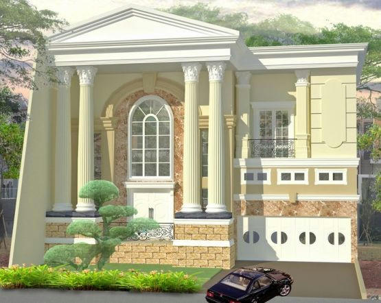 700 Gambar Desain Rumah Modern Klasik 1 Lantai HD Terbaik Download Gratis