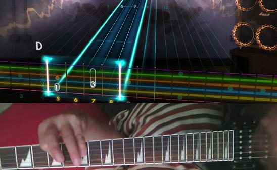 Recording Rocksmith 2014 with Shadowplay - Rocksmith