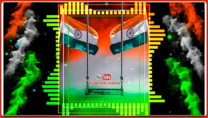 26 January Republic Day Avee Player Template 2020 Free Download