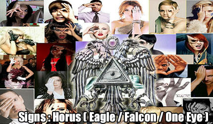 horus all seeing eye