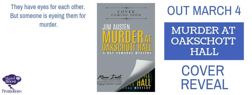 Jim Austen - Murder At Oakschott Hall RTBanner-33
