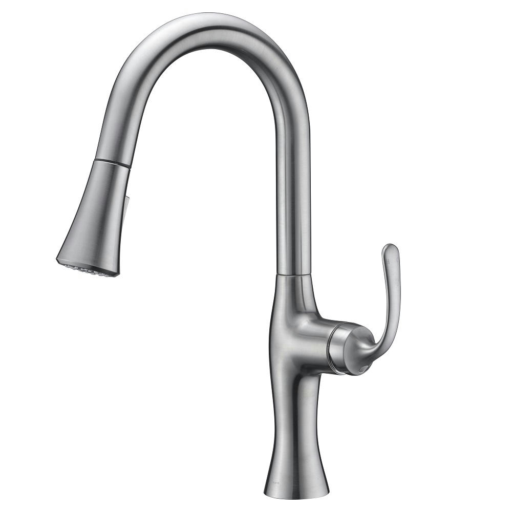 AB50 3778BN Kitchen Faucet, Brushed Nickel