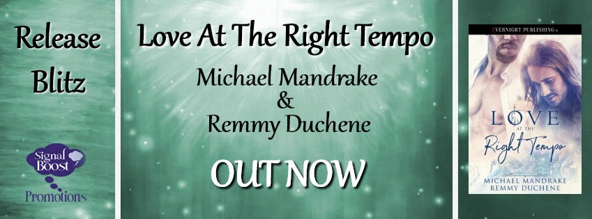 Michael Mandrake and Remmy Duchene - Love At The Right Tempo RBBanner