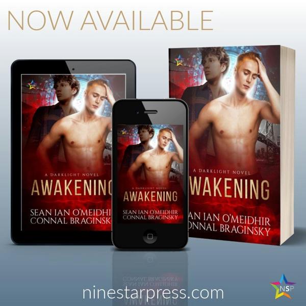 Connal Braginsky and Sean Ian O'Meidhir - Awakening Now Available