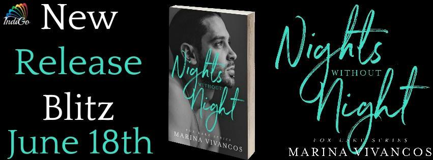 Marina Vivancos - Nights Without Night Blitz Banner