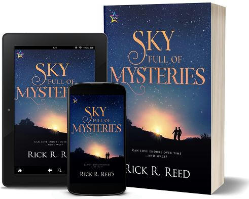Rick R. Reed - Sky Full of Mysteries 3d Promo