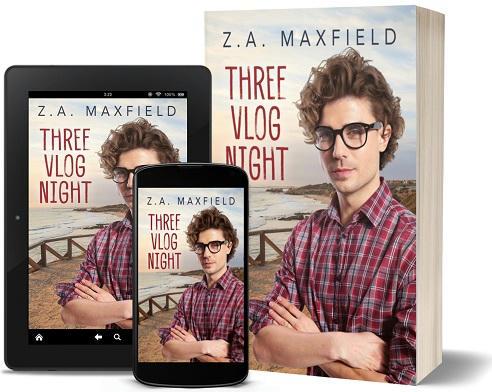 Z.A. Maxfield - Three Vlog Night 3d Promo
