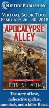 Don Allmon - Apocalypse Alley TourBadge