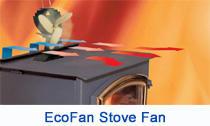 EcoFan Stove Fans
