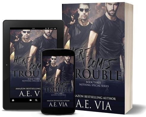 A.E. Via - Here Comes Trouble 3d Promo