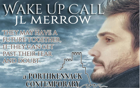J.L. Merrow - Wake Up Call Banner 1