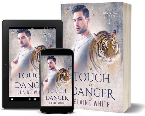 Elaine White - A Touch of Danger 3d Promo