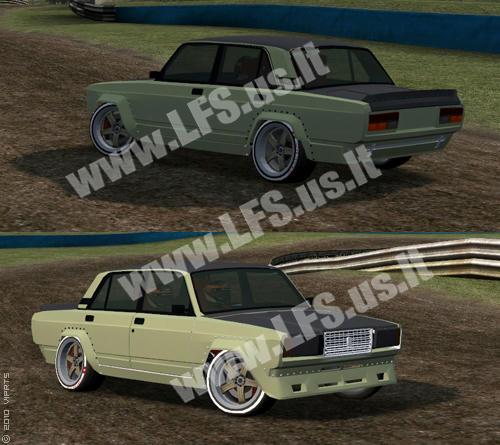 XR - Lada Vaz 2107 Rally