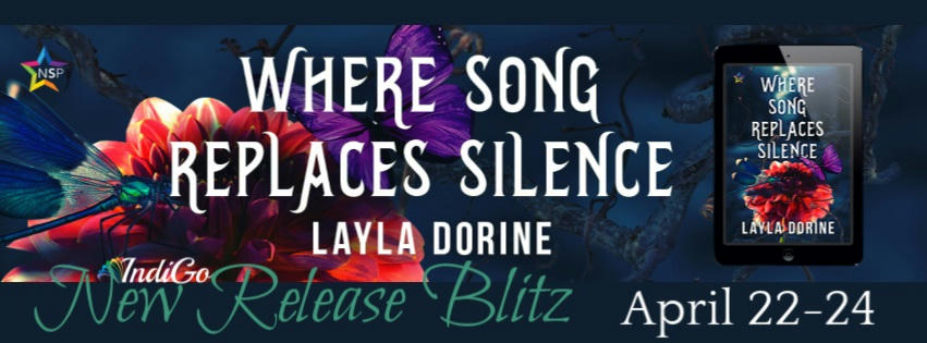 Layla Dorine - Where Song Replaces Silence RB Banner