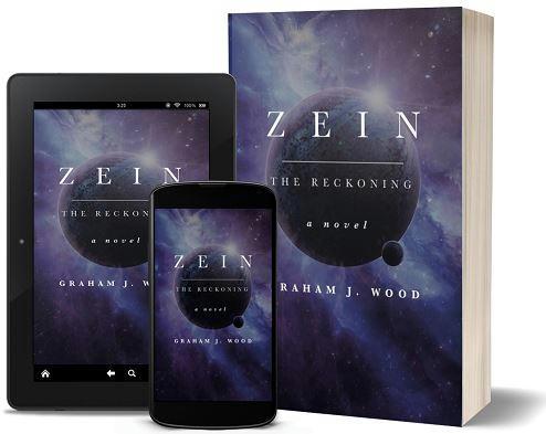 Graham J. Wood - Zein 03 - The Reckoning 3d Promo