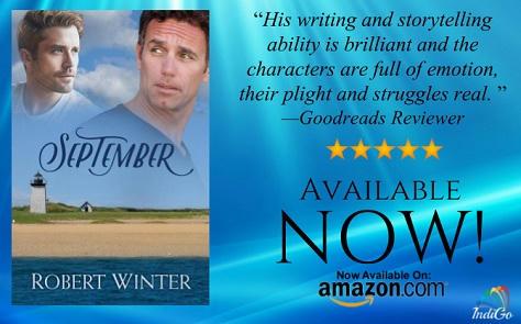 Robert Winter - September Teaser 1