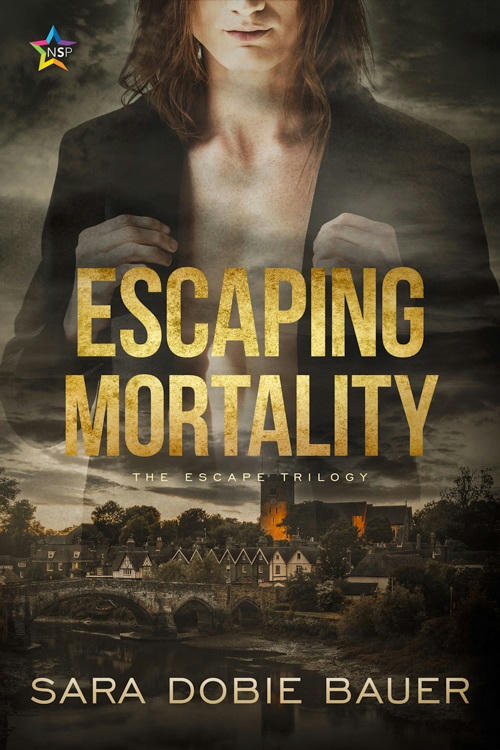 Sara Dobie Bauer - Escaping Mortality Cover