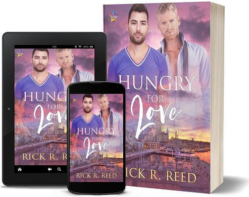 Rick R. Reed - Hungry for Love 3d Promo