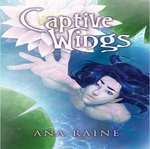 Ana Raine - Captive Wings Square