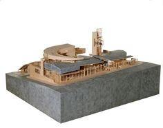 بررسی موزه های آمریکا از نظر معماری