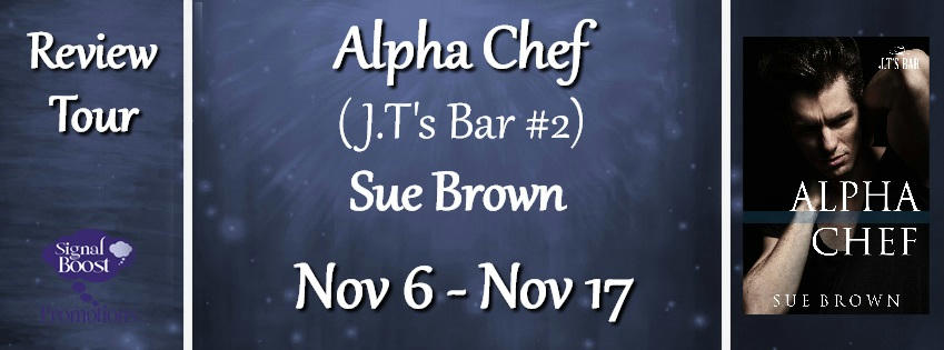 Sue Brown - Alpha Chef RTBanner