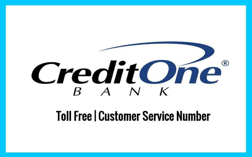 Credit One Bank Customer service Phone number