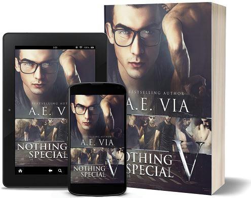 A.E. Via - Nothing Special V 3d Promo