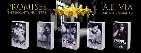 A.E. Via - Promises Series Banner