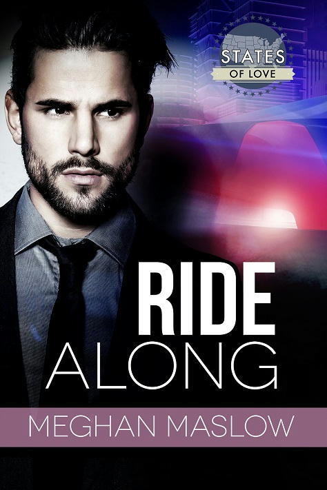 Meghan Maslow - Ride Along Cover