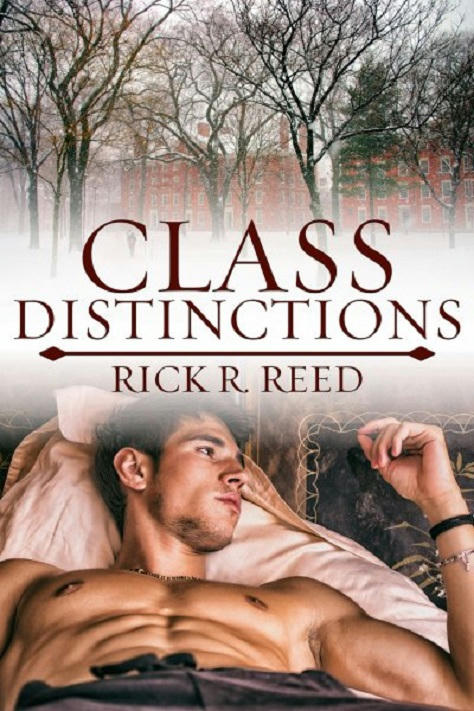 Rick R. Reed - Class Distinctions Cover