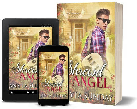 Anyta Sunday - Shrewd Angel 3d Promo