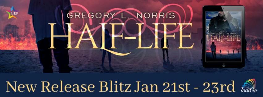 Gregory L. Norris - Half Life RB Banner
