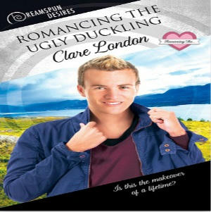 Clare London - Romancing the Ugly Duckling Square